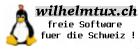 whilhelmtux.ch - freie Software fuer die Schweiz!